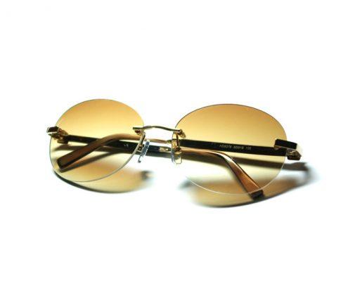6076-GOLD(Horn)